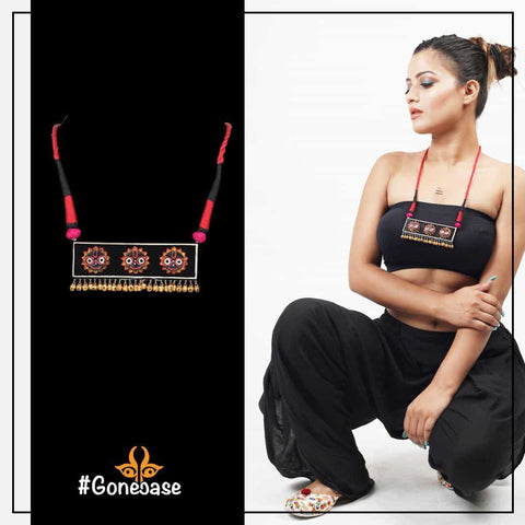 Jagganath Neck Piece by Gonecase - [product_type] - Gonecase
