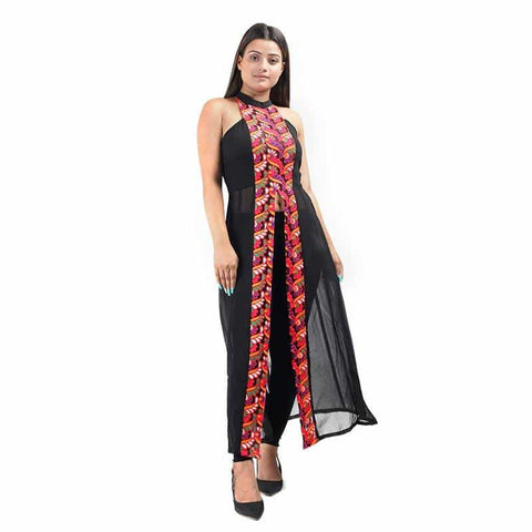 Long Tunic Embroidery by Gonecase - [product_type] - Gonecase
