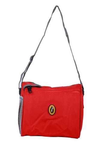 FabSeasons Small  Multipurpose Red Lunch Bag