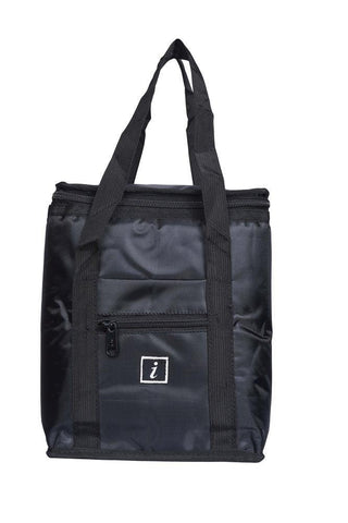 FabSeasons Exclusive Black Multipurpose Lunch Bag