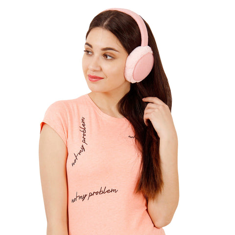FabSeasons Winter Outdoor Ear Muffs