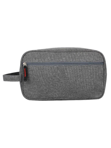 FabSeasons Unisex Grey Toiletry, Travel, Makeup Pouch , Kit Organizer