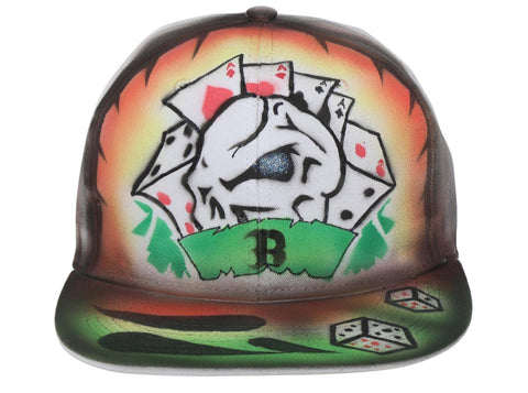 Hand Painted Snapback & Hiphop Caps
