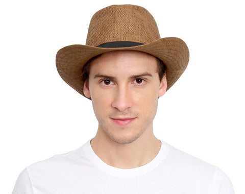Fabseasons Brown Casual Hats