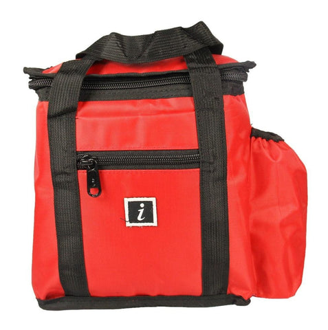 FabSeasons Multipurpose Red Lunch Bag