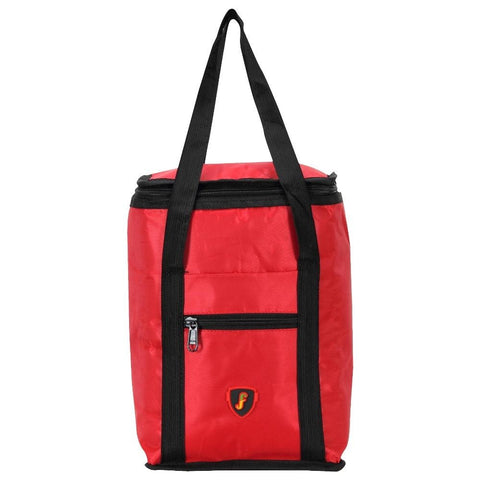 FabSeasons Multipurpose Long Red Lunch Bag