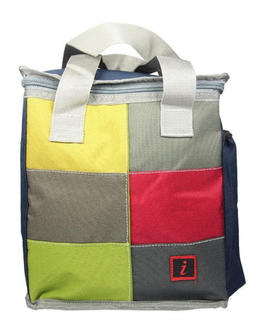 FabSeasons Grey Squared Lunch Bag