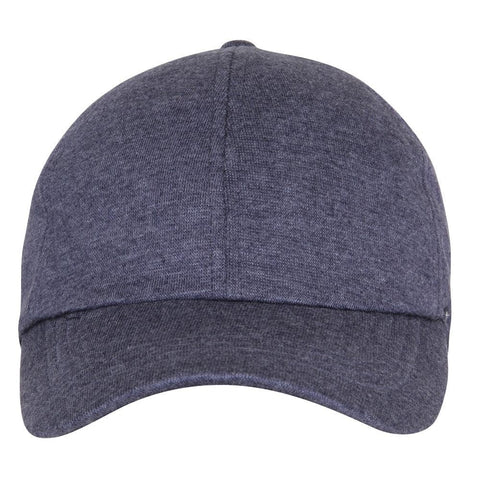 Fabseasons Blue Cotton Unisex Summer Cap