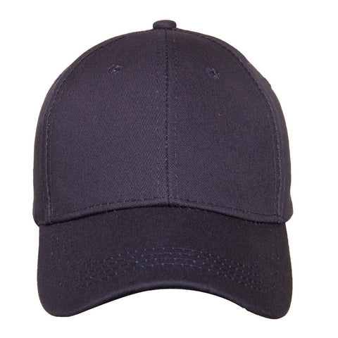 Solid Plain Cotton Unisex Summer Cap