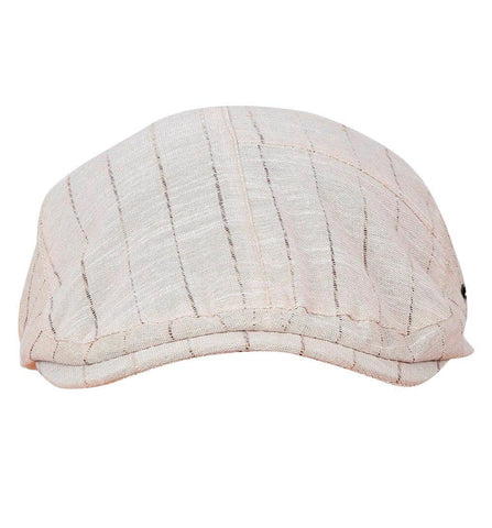 Cotton Golf Flat Cap