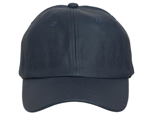 Fabseasons Blue Solid casual Unisex Baseball cap