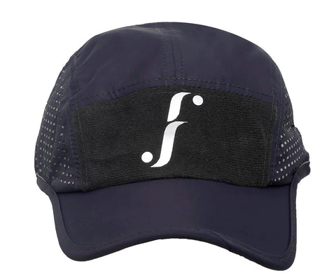 Fabseasons Grey Light Weight Quick Dry Polyester Sports Cap