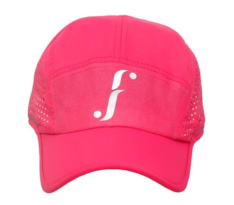 Fabseasons Pink Light Weight Quick Dry Polyester Sports Cap
