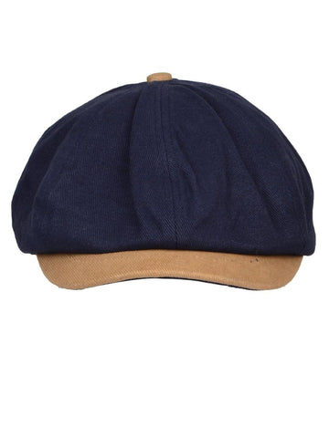 FabSeasons Solid Premium Blue Cap For Men & Women