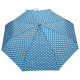 FabSeasons Blue Printed 3 fold fancy Umbrella