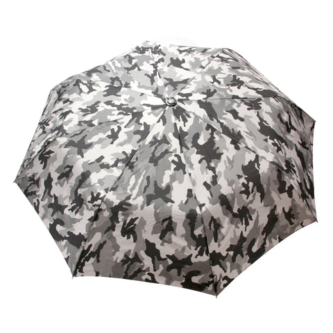 FabSeasons  Camo-Gray Military Printed 3 Fold Umbrella