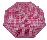 FabSeasons Anchor Printed Automatic 3 fold Maroon Umbrella