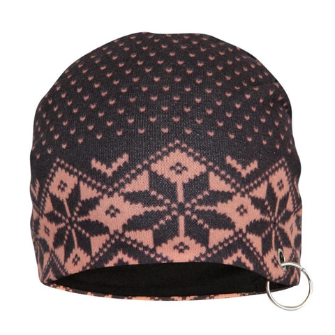 Printed Cotton Slouchy Beanie Cap