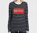 BRAVO Fine Long Sleeve Tee