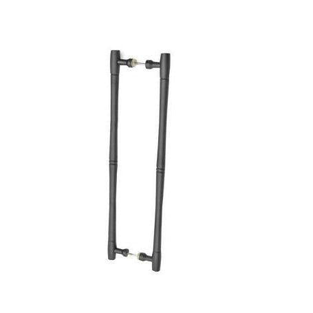 Handle Set of 2 W-B2 500mm  Black powder Coated