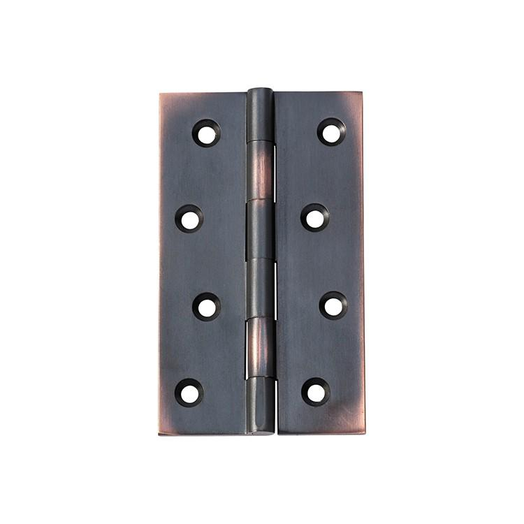 Hinge Fixed Pin Antique Copper H100xW60mm LOCKS, LATCHES & HINGES HARDWARE