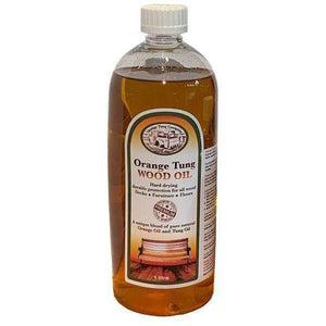 Howard Orange Tung Oil 1 Litre