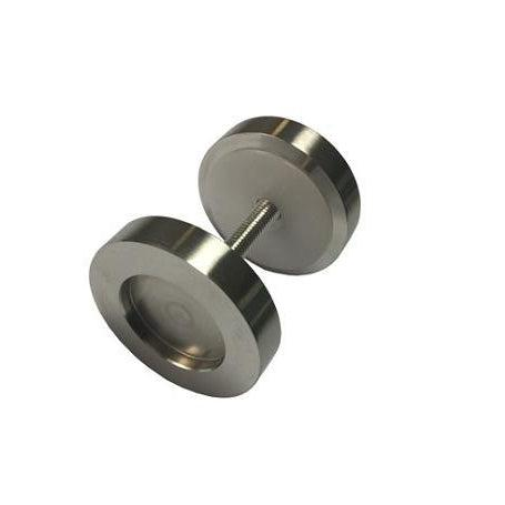 Door Knob Set W-S2 200mm  Stainless Steel