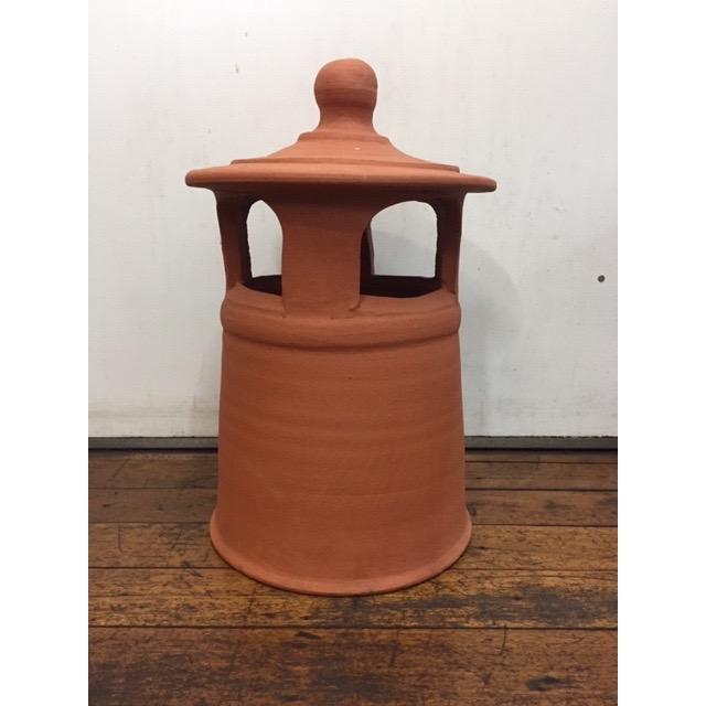 Heritage Terracotta Chimney Pot Small 27cm Dia x 42cm High