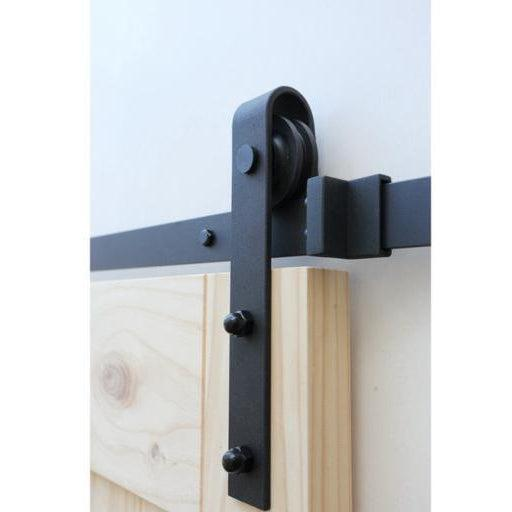 Classic Black Side Mount B02