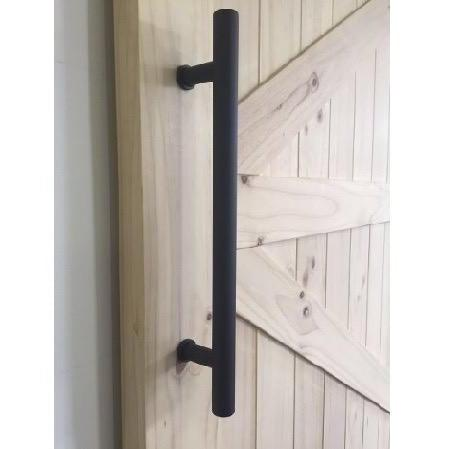 Classic Large Black Handle Single Side H-B11600S