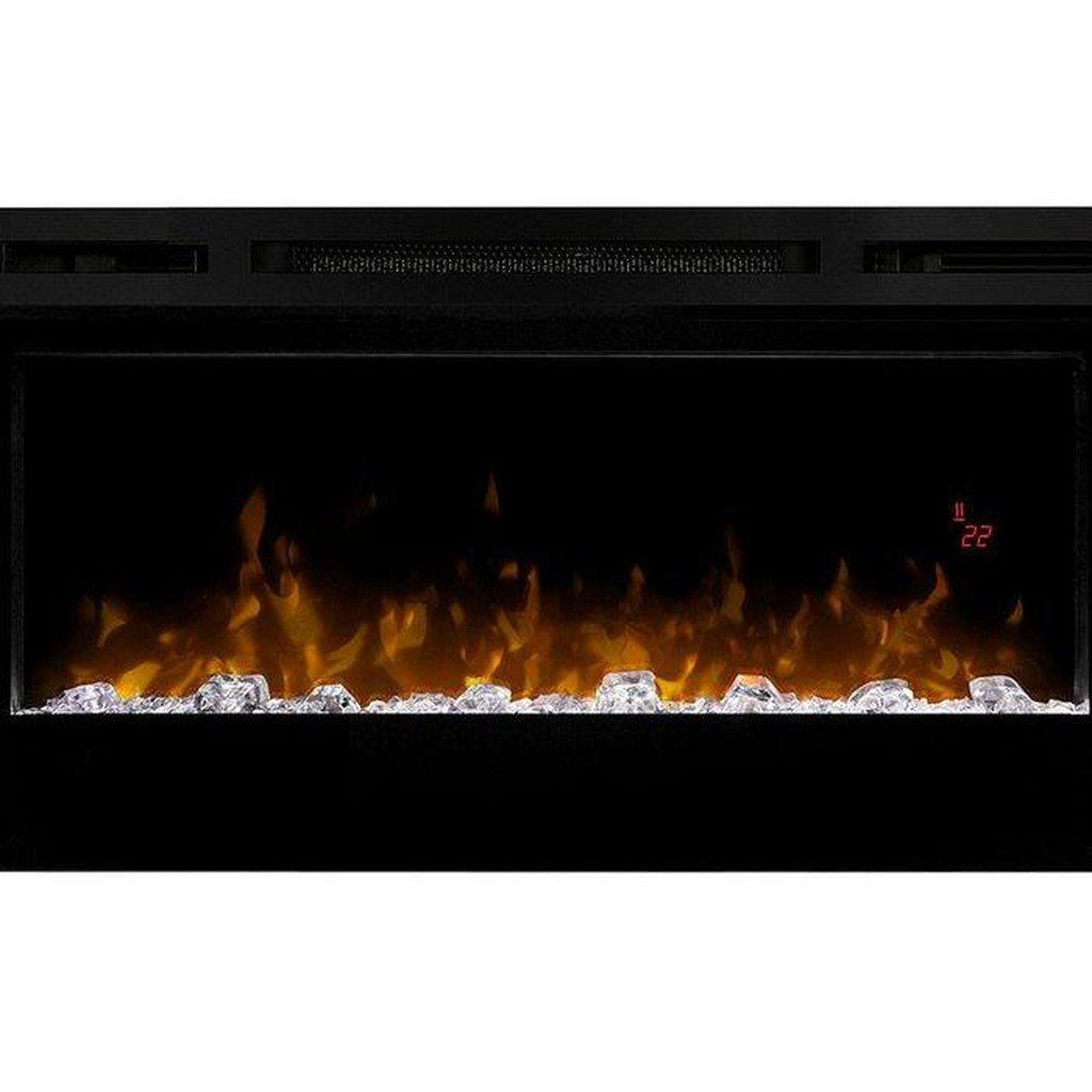 "PRISM 34"" Wall Mounted Electric Fireplace ELECTRIC FIRES FIREPLACES & HEATING"