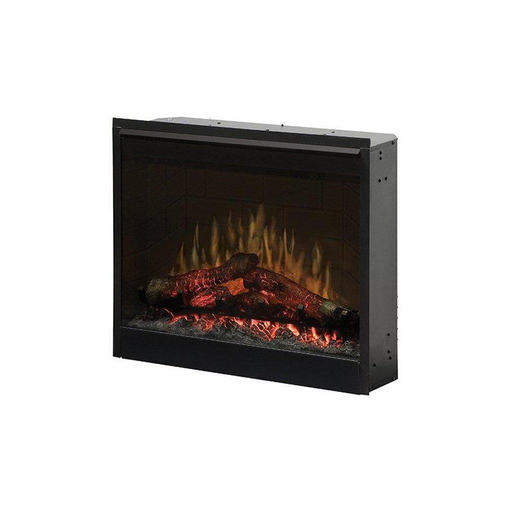 "Optiflame 26"" 2kW Led Electric Firebox ELECTRIC FIRES FIREPLACE"