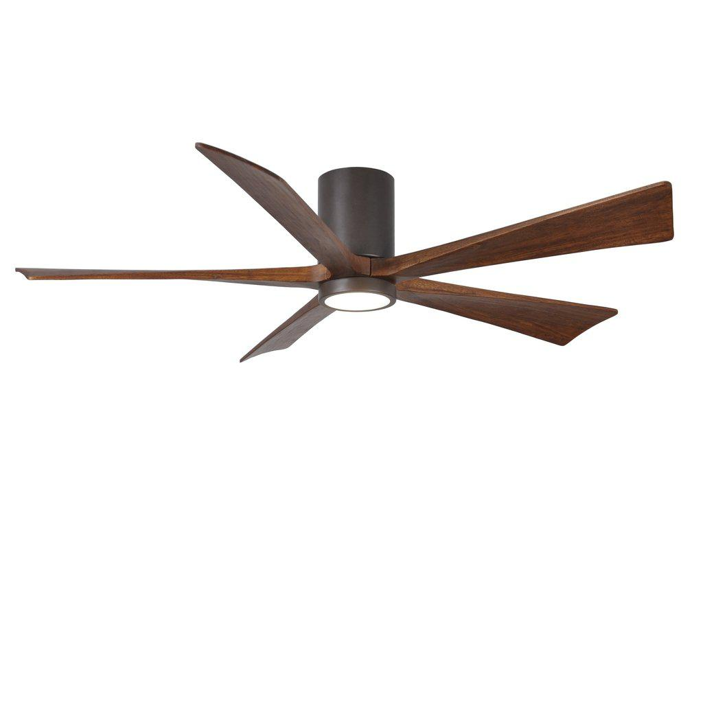 Atlas Irene Hugger 5H W Light (152cm/60 ) Textured Bronze FANS ATLAS LIGHTING & FANS