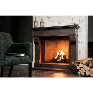 Ortal Traditional 90 GAS FIRES - CONTEMPORARY FIREPLACES & HEATING