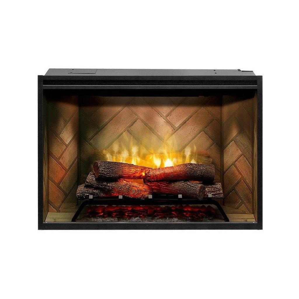 "Revillusion 36"" Built-In 2kW Electric Firebox ELECTRIC FIRES FIREPLACE"