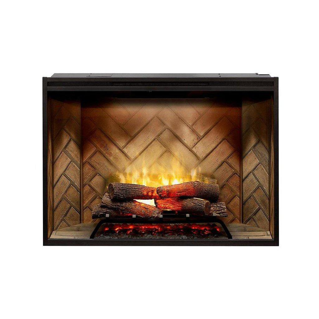 "Revillusion 42"" Built-In 2kW Electric Firebox ELECTRIC FIRES FIREPLACE"