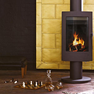 Invicta Pharos Wood Fire WOOD FIRES FIREPLACE
