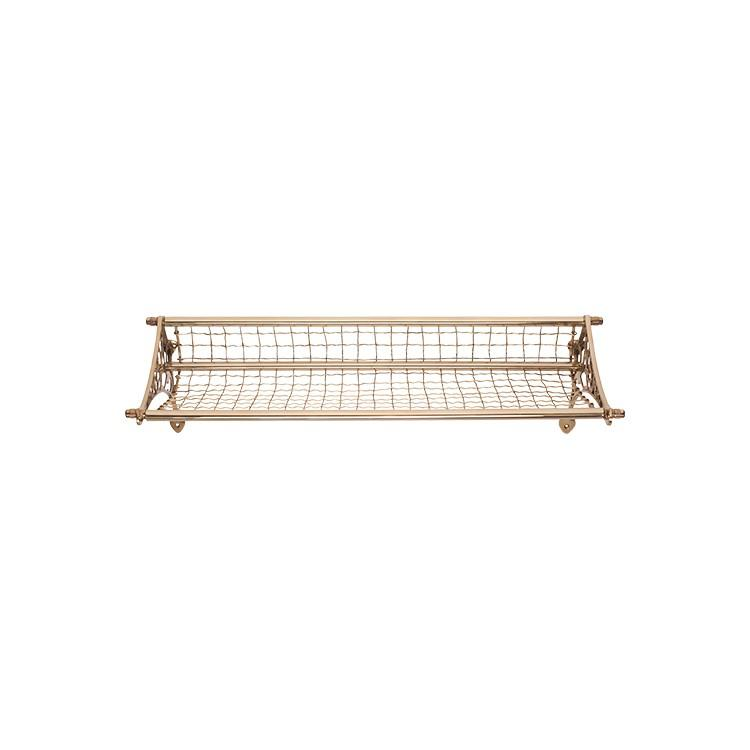Luggage Rack NSWR Polished Brass H240xL725xP200mm