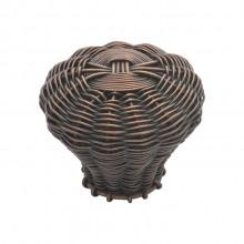 Cupboard Knob Wire Copper D35xP31mm
