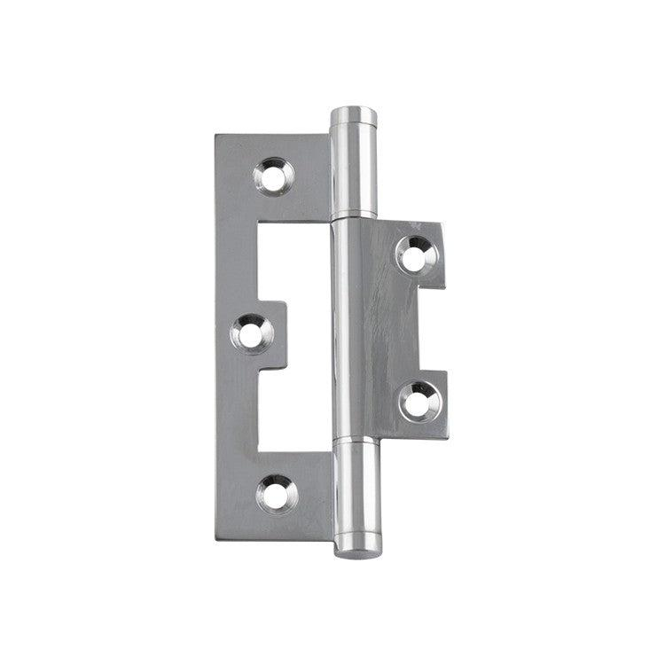 Hinge Hirline Chrome Plated H89xW35mm