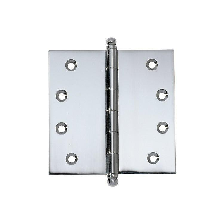 Hinge Loose Pin Chrome Plated H100Xw100mm LOCKS, LATCHES & HINGES HARDWARE