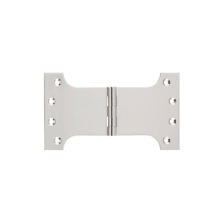 Hinge Parliament Satin Nickel H100xW175mm