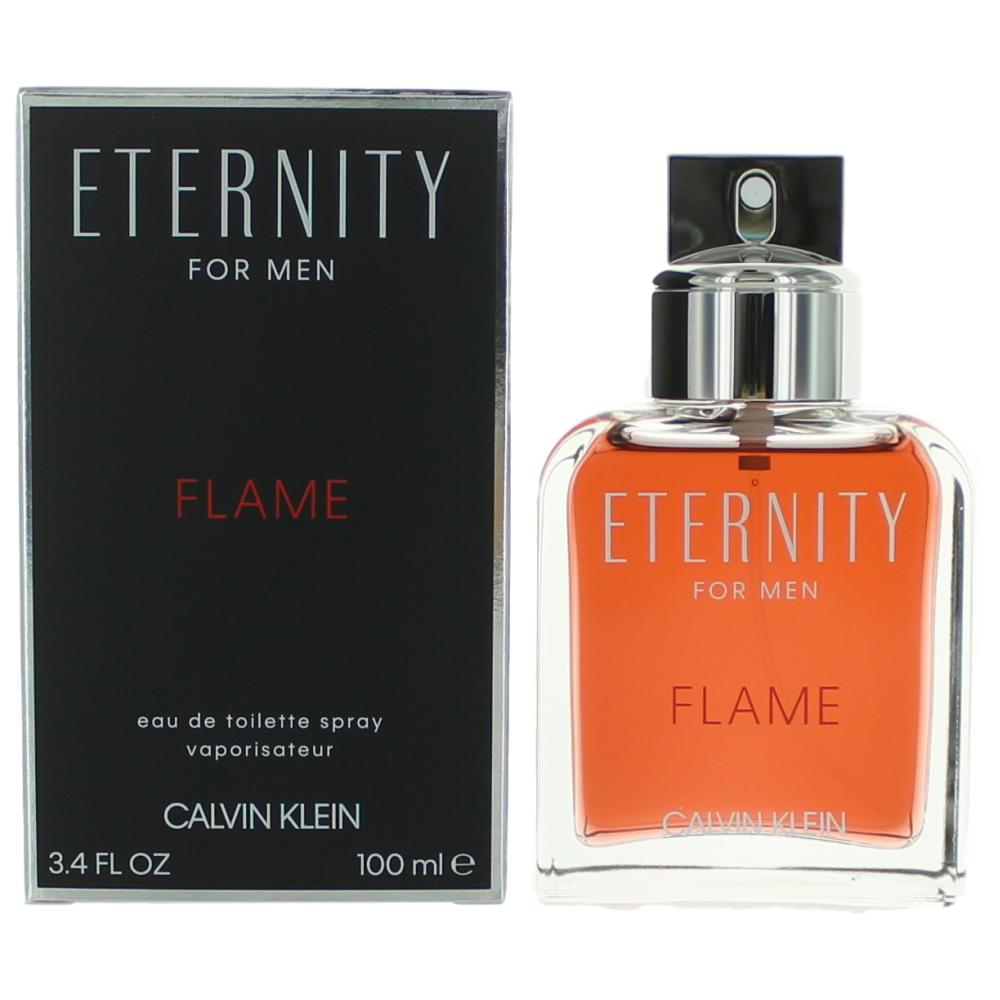 Eternity Flame Men EDT 100 ml - Calvin Klein