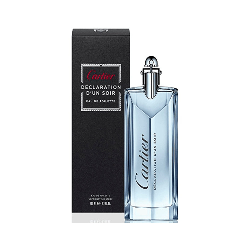 Declaration D'Un Soir Homme EDT 100 ml - Cartier - Multimarcas Perfumes