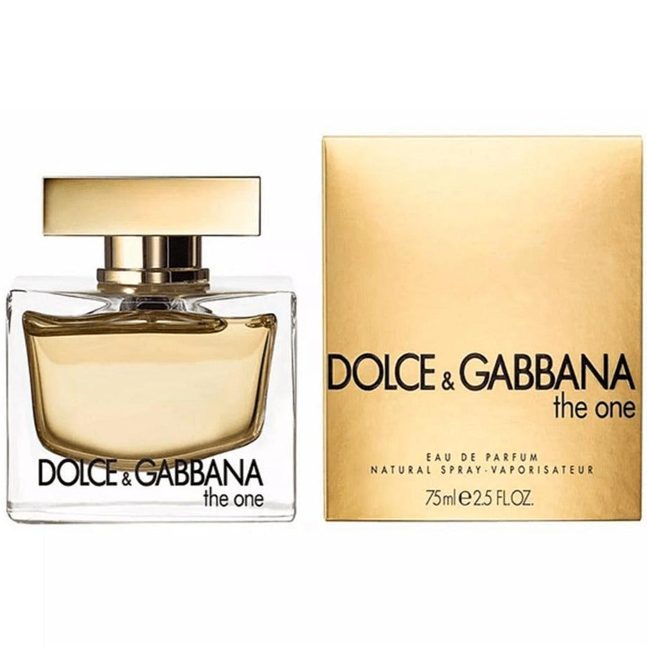 The One EDP 75 ml - Dolce & Gabbana - Multimarcas Perfumes