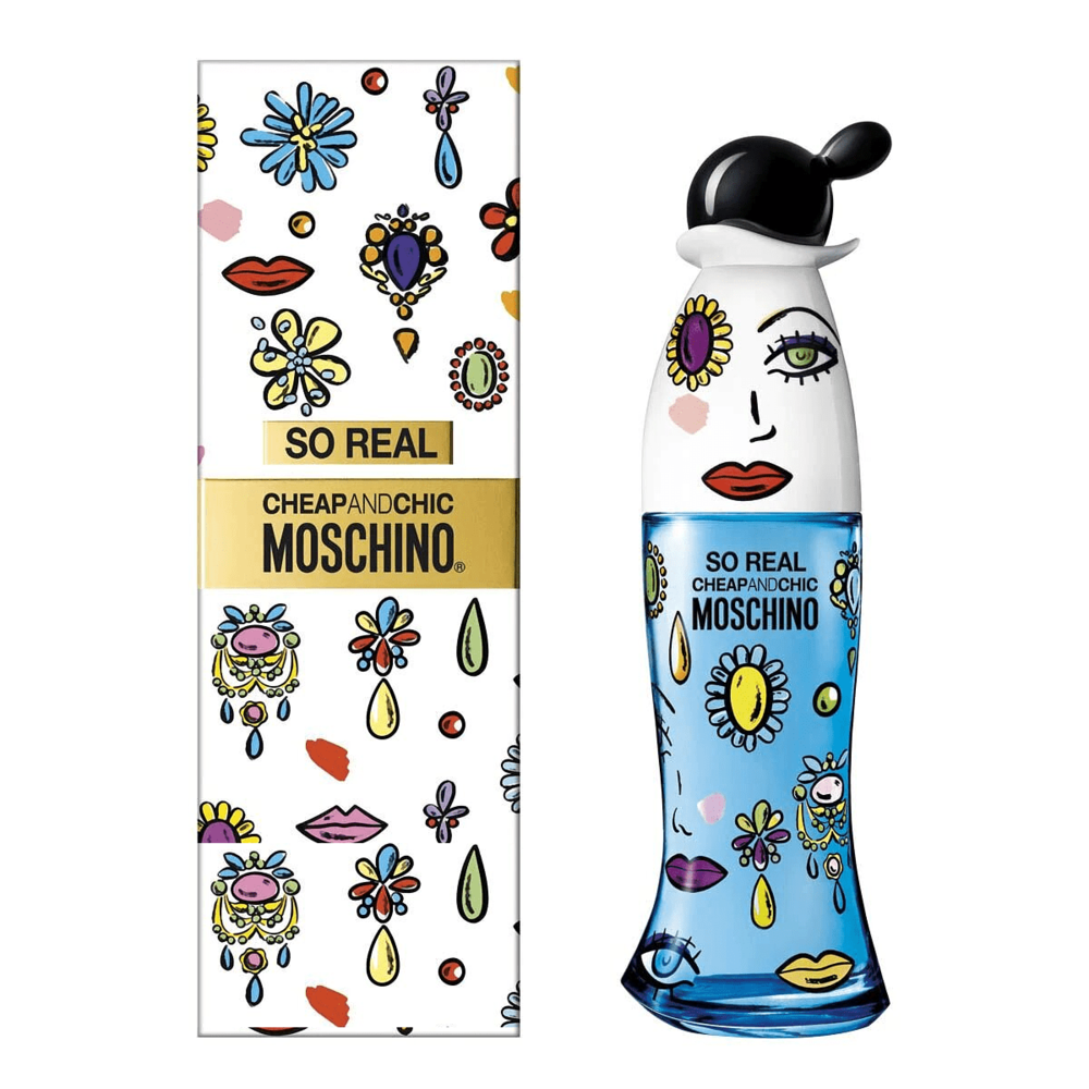 SO REAL CHEAP AND CHIC EDT 50 ML - MOSCHINO
