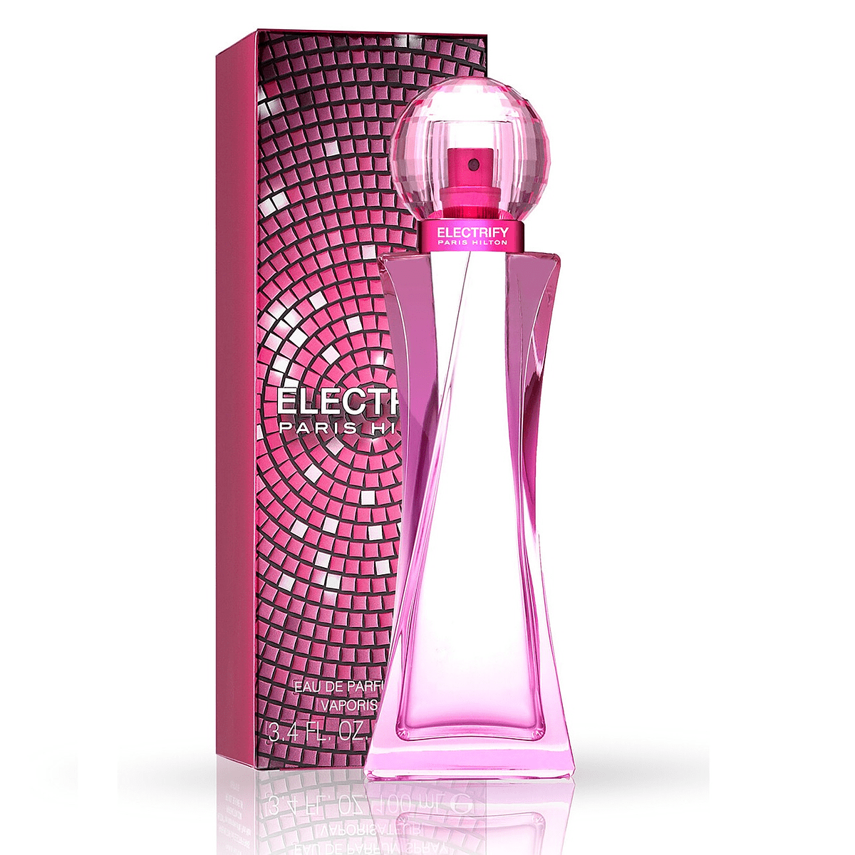 Electrify EDP 100ml - Paris Hilton