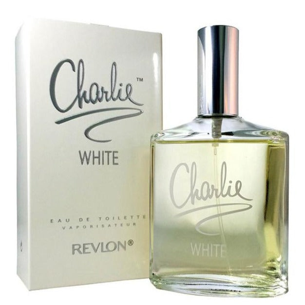 Charlie White EDT 100 ml Revlon - Multimarcas Perfumes