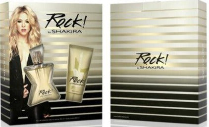 Rock By Shakira EDT 50 ml + Body Lotion 50 ml  Estuche - Shakira