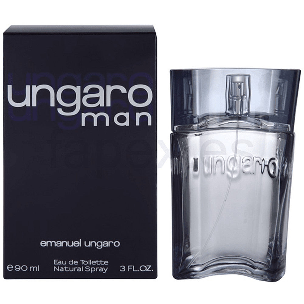 Ungaro Man EDT 90 ml - Emanuel Ungaro - Multimarcas Perfumes